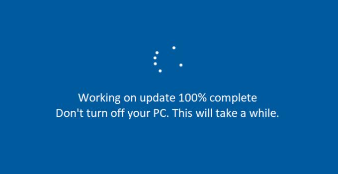 Cara Mengatasi Windows 10 Update Stuck