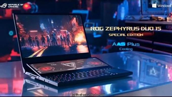 Laptop ASUS ROG Zephyrus Duo 15 SE