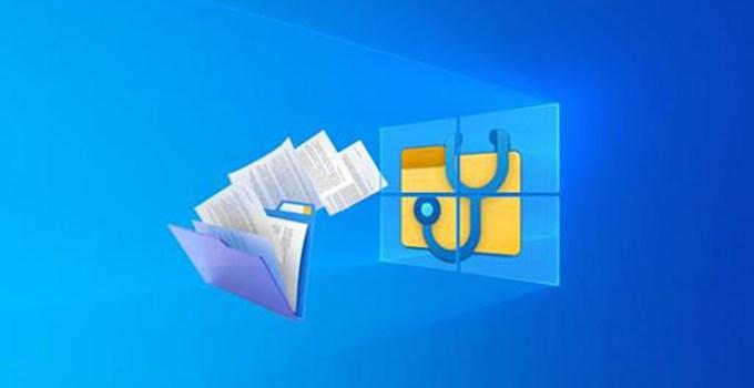Program Microsoft Windows File Recovery Tool