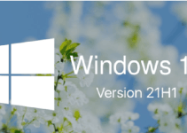 Rilis Pembaruan Windows 10 21H1