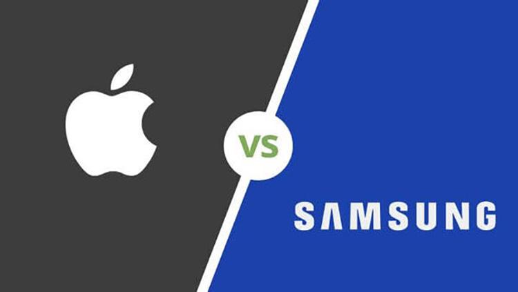 Samsung Dengan Strateginya Yang Mengawasi dan Meniru Apple
