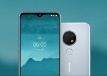 Smartphone Nokia Quicksilver