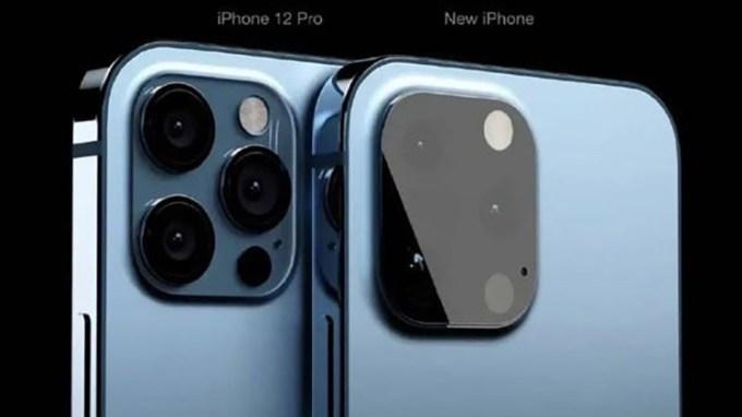 Bocoran Tampilan Kamera iPhone 12 Pro dan iPhone 13
