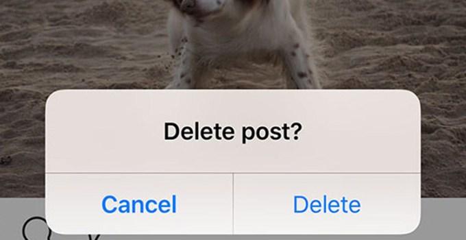 Fitur Instagram Kembalikan Unggahan Yang Terhapus
