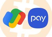 Google dan Samsung Pay Akan Terima Pembayaran Cryptocurrency
