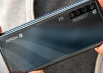 Smartphone ZTE Axon 30 Pro Kamera 200MP