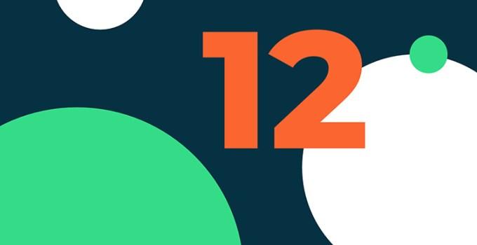 Versi Pertama Android 12