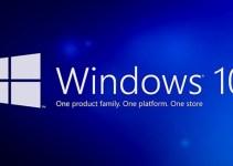Windows 10 Baru Microsoft