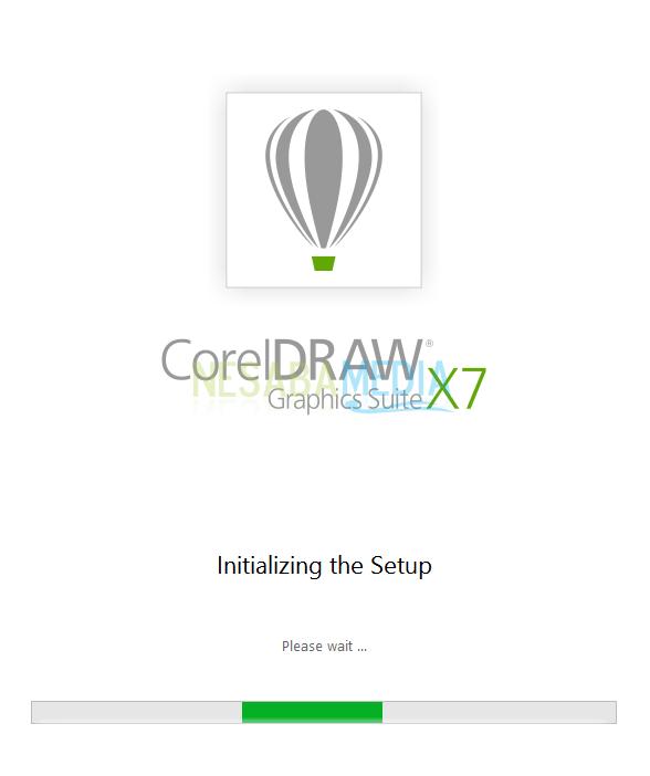 Cara Install Corel Draw X7