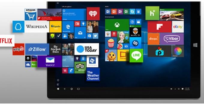 Bloatware Aplikasi di Windows 10