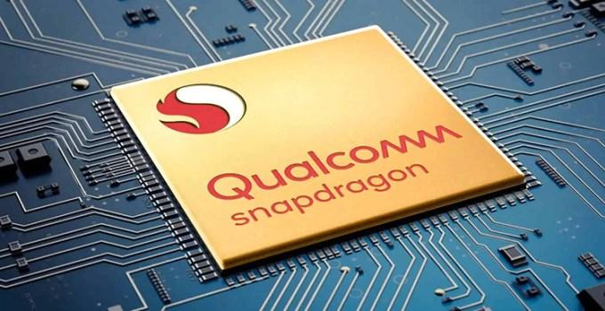 Chipset Qualcomm Snapdragon SM8450 Waipio