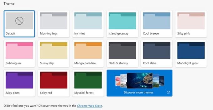 Fitur Color Picker Theme Edge