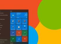 Ikon Sistem Windows 10 Yang Baru