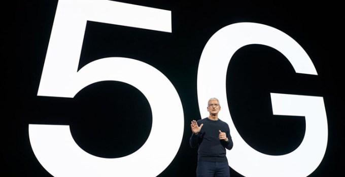 Kecepatan Jaringan 5G Apple Kalah Dengan Android