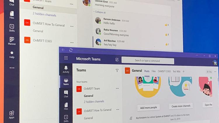 Versi Baru Microsoft Teams Dalam Bentuk PWA
