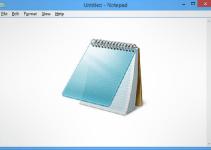 Notepad Akan Jadi Aplikasi Standalone di Windos 10 Nantinya