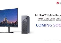 Perangkat PC Huawei Mate Station S