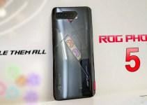 Smartphone ASUS ROG Phone 5 Rule Them All