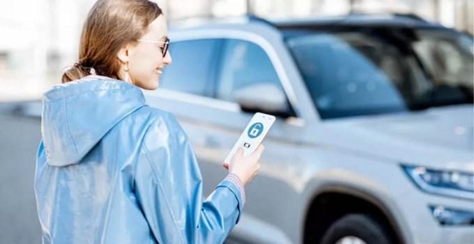 Smartphone Android Jadi Kunci Digital