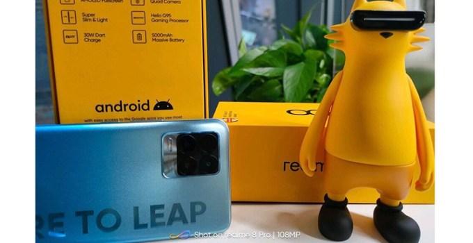 Smartphone Realmi 8 Pro Listing Telecom Indonesia