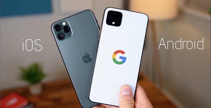 Tiga Alasan Utama Pengguna Beralih Dari iPhone ke Smartphone Android