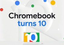 Ulang Tahun Ke 10 Chrome OS Google Chromebook