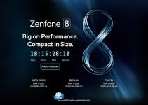 ASUS Konfirmasikan Tanggal Peluncuran Zenfone 8