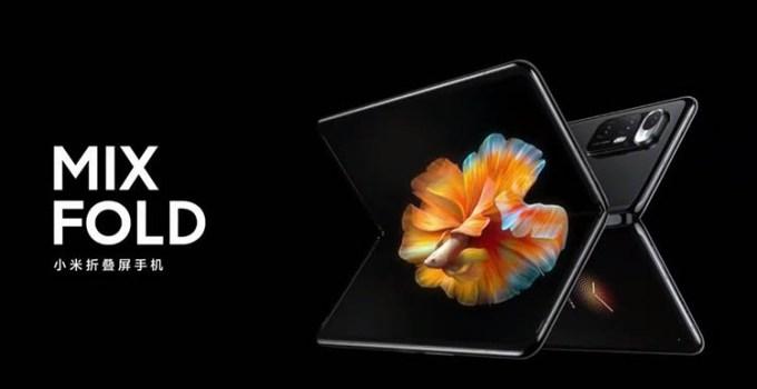 Empat Hal Mengejutkan Dari Smartphone Xiaomi Mi Mix Fold