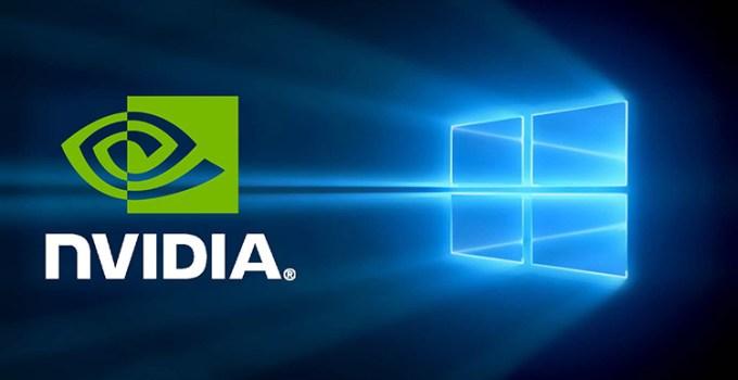 Nvidia Sarankan Pengguna Windows 10 Lakukan Rollback Pembaruan KB5001330