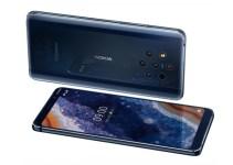 Smartphone Nokia X50 Tujuh Kamera