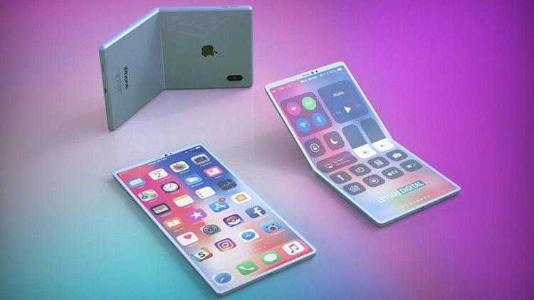 Apple Luncurkan Smartphone Lipat di Tahun 2023
