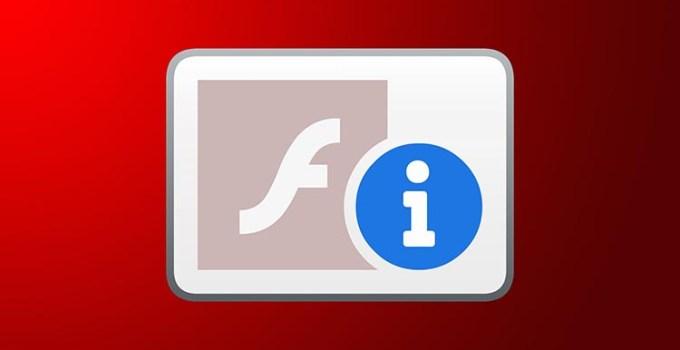Microsoft Ungkap Rencana Final Untuk Hapus Adobe Flash Player