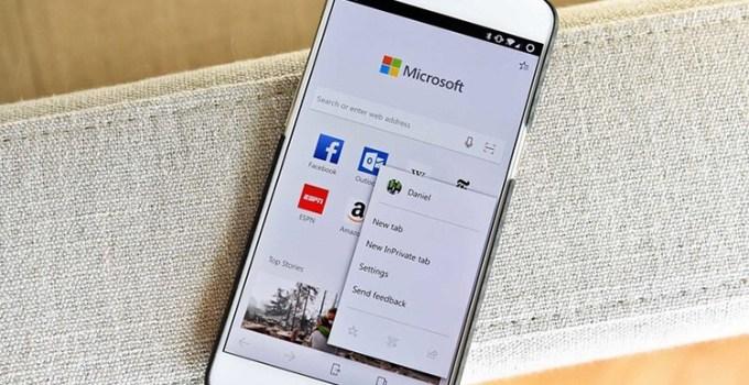 Nantinya Pengguna Microsoft Edge Bisa Kirimkan Tautan Antar Perangkat