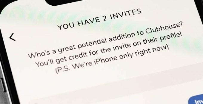 Clubhouse Akan Hilangkan Sistem Undangan Pengguna Baru