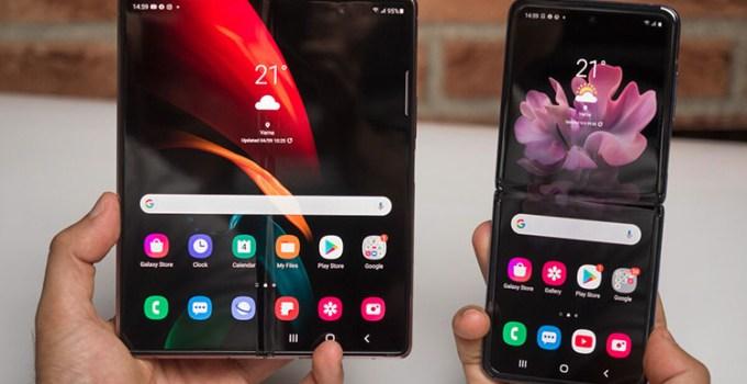Google, Oppo, Xiaomi dan Vivo Akan Luncurkan Smartphone Lipat Tahun ini