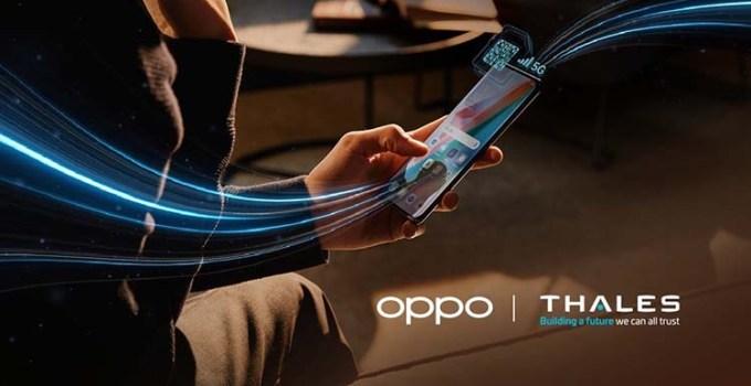 Oppo dan Thales Klaim Menjadi Yang Pertama Hadirkan eSIM 5G SA