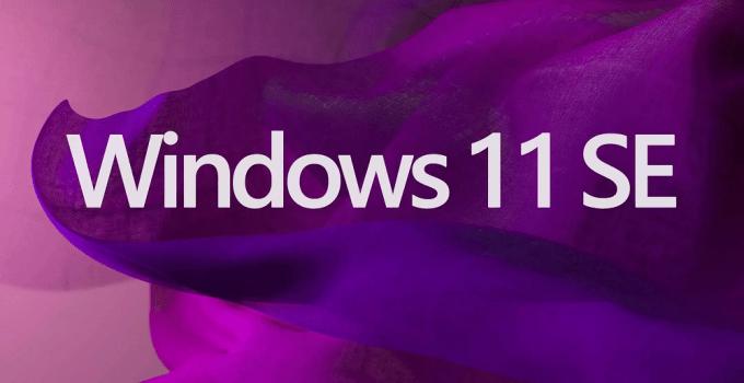 Windows 11 SE, Versi Alternatif Yang Penuh Pembatasan