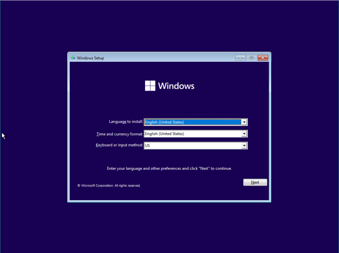 Cara Install Windows 11 Pro