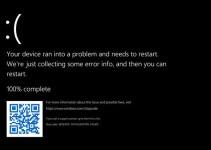BSOD di Windows 11 Kini Menggunakan Warna Hitam