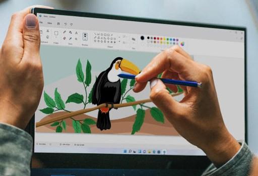 Aplikasi Paint dan Photo Dapatkan Desain Yang Seragam Dengan Windows 11