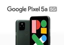 Google Luncurkan Smartphone Pixel 5a 5G, Intip Harga dan Spesifikasinya