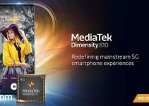 Kolaborasi MediaTek Dan Realme Hadirkan Smartphone Bertenaga Dimensity 810 5G