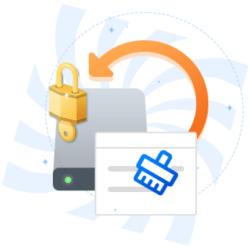 Merecovery Drive BitLocker yang Terformat