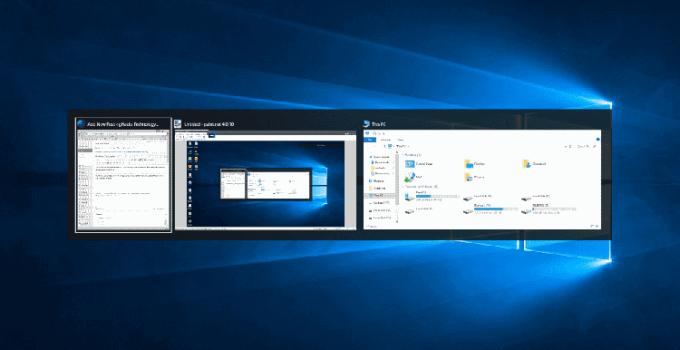 Pembaruan Windows 10 KB5005033 Sebabkan Alt-Tab Rusak