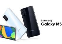 Samsung Galaxy M52 5G dan M32 5G Rilis 25 Agustus