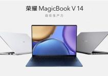 Honor MagicBook V 14, Laptop Pertama Dengan Windows 11