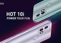 Infinix Hot 10i, Smartphone Terjangkau Dengan Baterai 6,000mAh