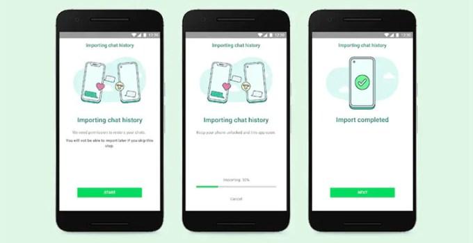 Kini Riwayat Obrolan Whatsapp Bisa Dipindahkan Dari iPhone ke Android