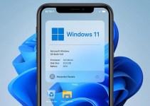 Konsep Windows 11 Mobile Untuk Smartphone, Yang Mungkin Mustahil Terwujud