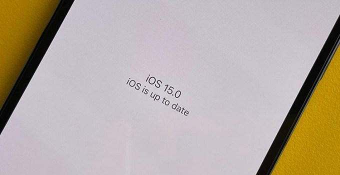 Mengupas Apple iOS 15 Yang Baru Diluncurkan